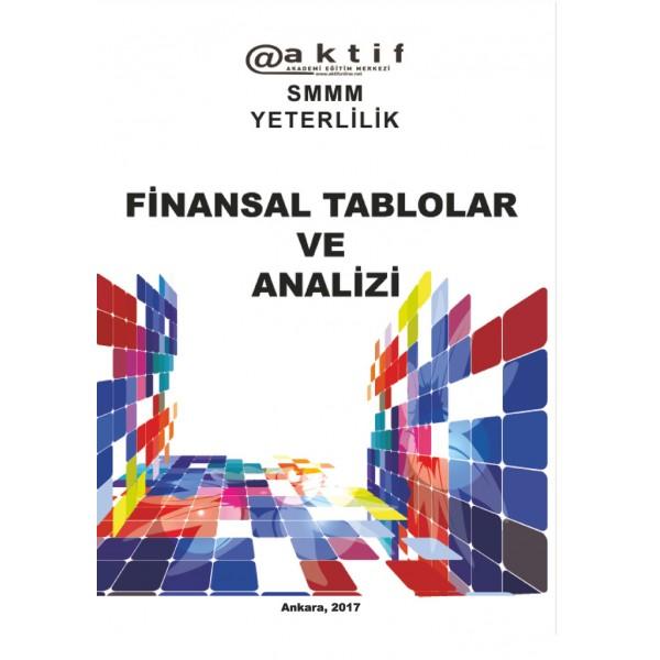 SMMM Yeterlilik Sınavı Finansal Tablo ve Analizi Kitabı