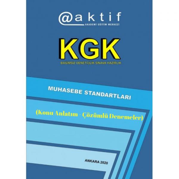 KGK Muhasebe Standartları Kitabı