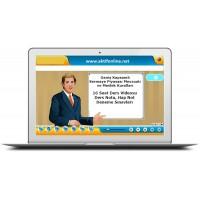 3-1002- Uzaktan Eğitim Geniş Kapsamlı Sermaye Piyasası Mevzuatı ve Meslek Kuralları