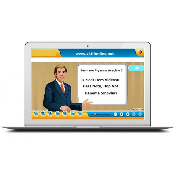 3-1004- Uzaktan Eğitim Sermaye Piyasası Araçları 2